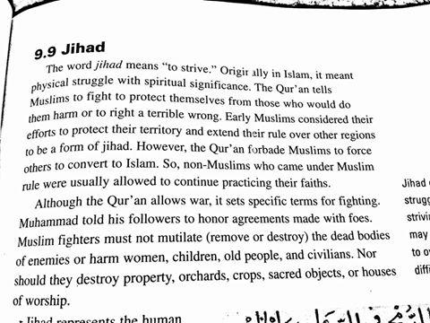 Common Core Islam lies