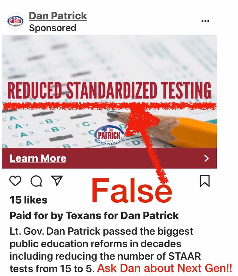 Dan Patrick Liar Liar Pants on Fire